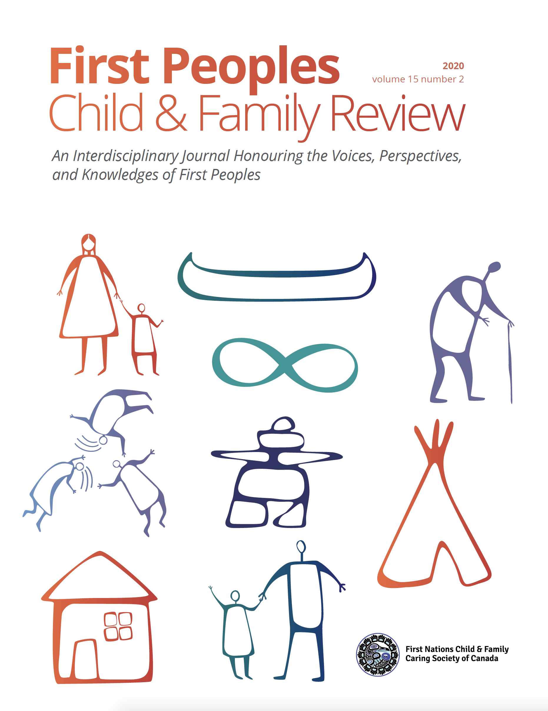 Volume 15, Issue 2 (2020) of the First Peoples Child & Family Review