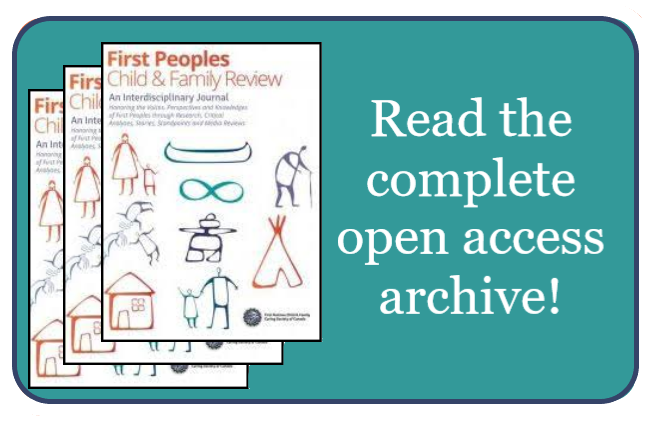 Login | First Peoples Child & Family Review